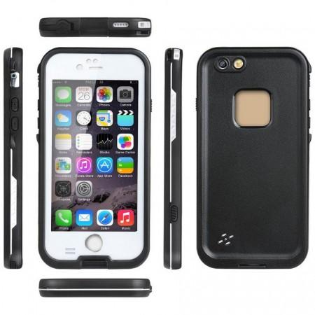 Redpepper IP68-suojattu iPhone 6 -suojakuori - Keltainen