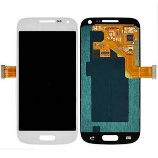 Samsung S4 mini LCD-näyttö ja kosketuspaneeli - Musta