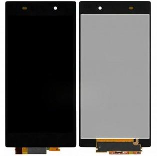 Sony Z1 LCD-näyttö ja kosketuspaneeli - Musta