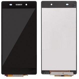 Sony Z2 LCD-näyttö ja kosketuspaneeli - Musta
