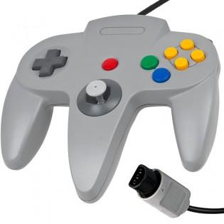 Nintendo 64 -tarvikeohjain