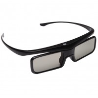Xiaomi aktiva 3D-glasögon återger 3D-filmer på din TV hemma med hög precision och skärpa.