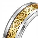 Zharm Golden Master -ring