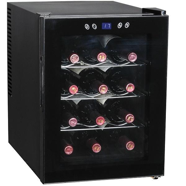 Candor viinijääkaappi 12 pullolle