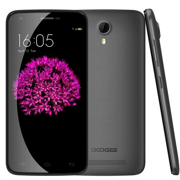 Doogee Valencia 2 Pro 4G Android 5.1 -älypuhelin