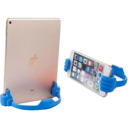 Teline tabletille tai älypuhelimelle - Pinkki