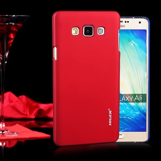 Samsung A5 Higer färgat skyddsskal