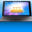 "Teclast tPad X10 HD Windows 8 / Android 4.4 10.1"" -tablet"