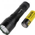 Supfire L2 LED-ficklampa 1100lm