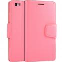 Huawei P8 Lite suojakotelo korttitaskuilla