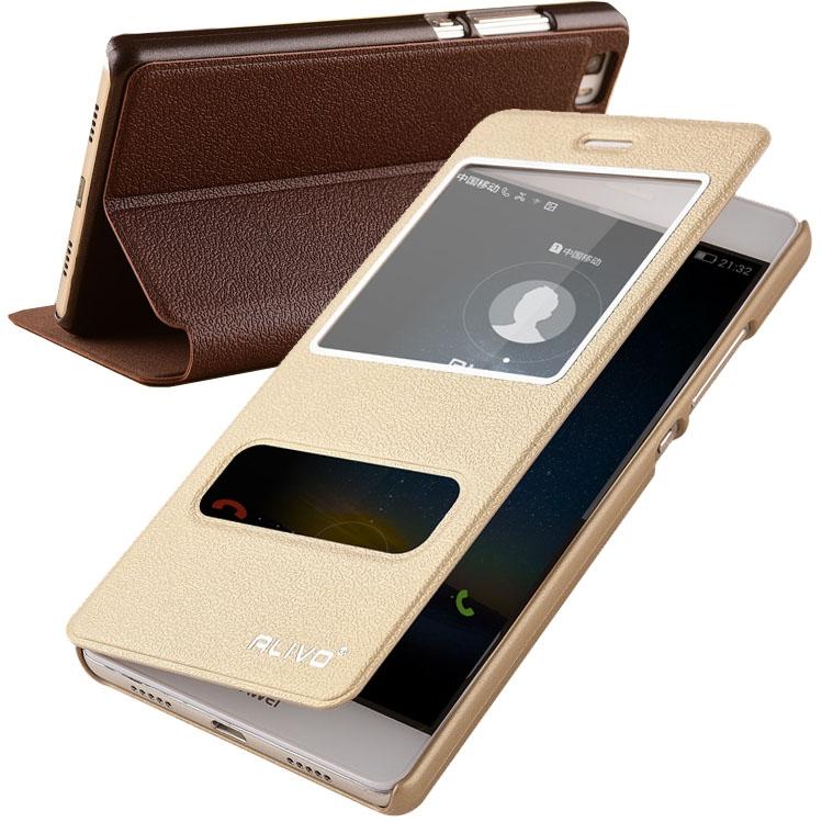Huawei P8 Lite flip-cover suojakotelo