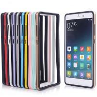 Denna skyddsram av tåligt plastmaterial skyddar kanterna och hörnen på din Xiaomi Mi Note 5,7 smarttelefon från stötar och repor.