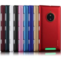 Tehokas suoja likaa ja naarmuuntumista vastaan - Nokia Lumia 830 -puhelimelle suunniteltu suojakuori on helppo asentaa, se on materiaaliltaan miellyttävän tuntuinen ja kestävä.