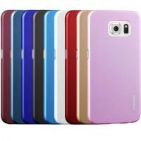 Samsung Galaxy S6 puhelimen suojaksi sopiva takakuori ehkäisee puhelimen pintaa tehokkaasti naarmuilta, kolhuilta, lialta ja pölyltä.