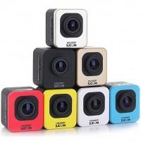 """SJCAM M10 on pieni, mutta erittäin tykki action-kamera FullHD-laadulla. Vapise GoPro, pieni ja äkäinen SJCAM on täällä! Takana komeilee 1.5"""" LCD-näyttö."""