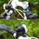 Arctic Mate F8 cykellampa / pannlampa 500lm
