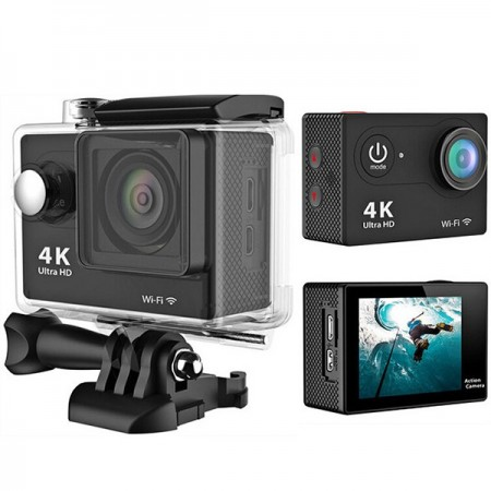 Diel H9 WiFi Action-kamera 12MP - Hopea