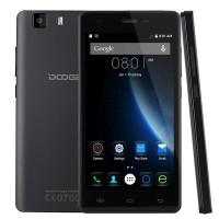 """Galicia X5 on halpa älypuhelin suositulta Doogeelta. Puhelimessa on Android 5.1 käyttöjärjestelmä ja 5"""" HD -näyttö."""