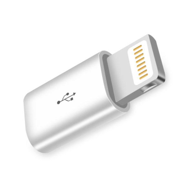 GUZEL MicroUSB -Lightning adapter