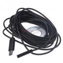 PC USB-endoskooppi 10m / 7mm