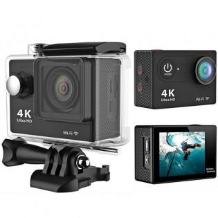 Diel H9 WiFi Action-kamera 12MP - Musta