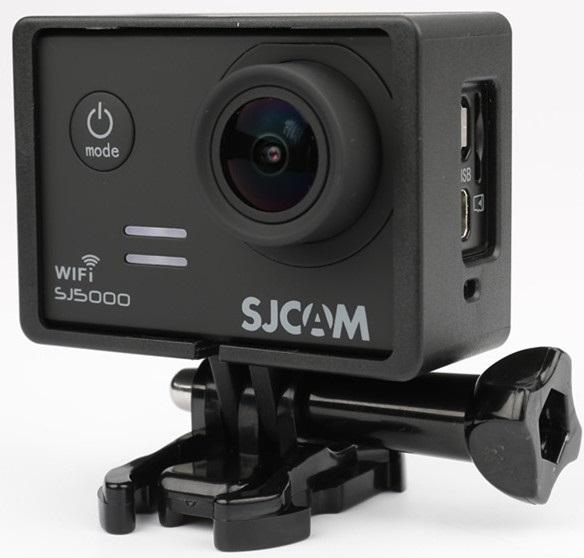 SJCAM SJ5000 -kamerakehikko