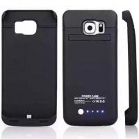 Hommaa Samsung S6 Edge puhelimeesi akku-suojakuori, jolla tuplaat akun keston. Kulkee se aina mukanasi, lataa puhelintasi ja samalla toimii myös suojana!