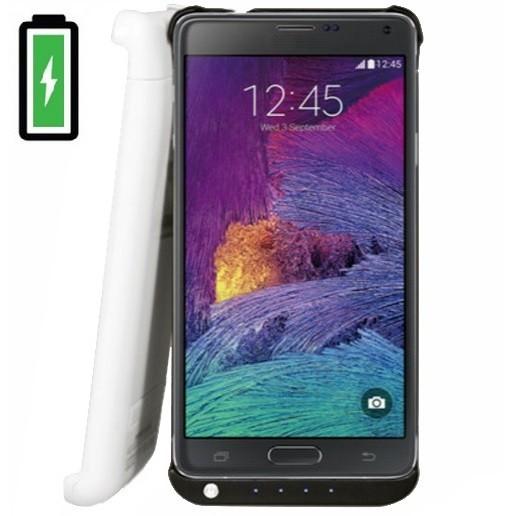 Samsung Note 4 batterifodral 4200mAh