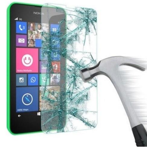 Nokia Lumia 630 & 635 displayskydd av härdat glas