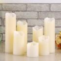 LED-kynttilä paristolla