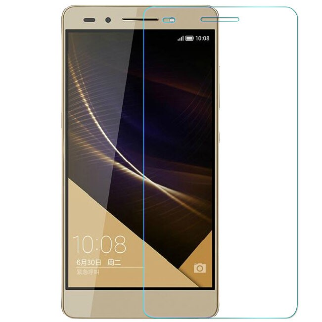 Huawei Honor 7 displayskydd av härdat glas