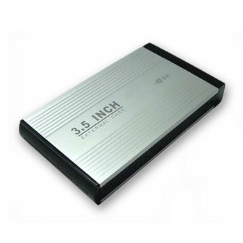 3,5 tums USB 2.0 extern hårddisklåda (IDE)