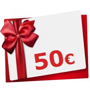 50€ lahjakortti e-villeen