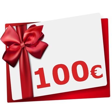 100€ lahjakortti e-villeen