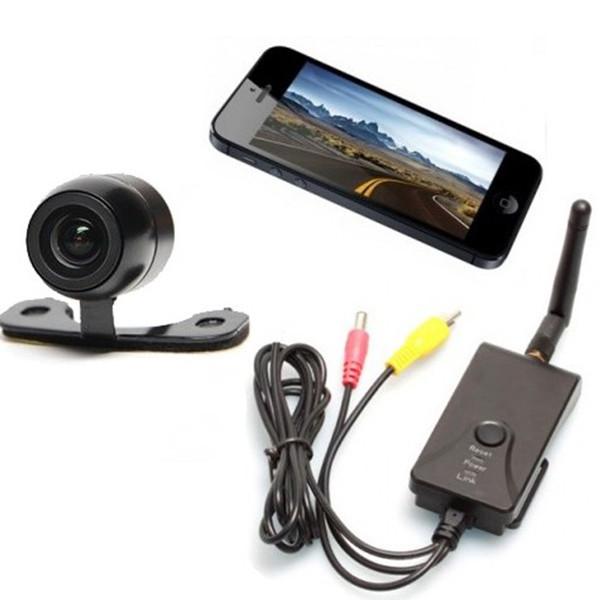 WiFi backkamera till telefonen