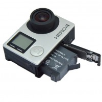 GoPro Hero 4 batteri