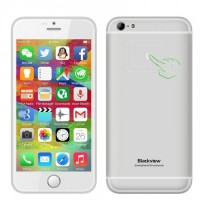 Smartphone med tydliga likheter till Apple iPhone. Telefonen har även ett operativsystem som ser ut som apples. Dubbla SIM samt mycket annan teknik!