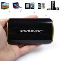 Erittäin laadukkaan ja nopean Bluetooth 4.1 + EDR johdosta Boombox HIFI audiovastaanotimen äänenlaatu on todella puhdas.