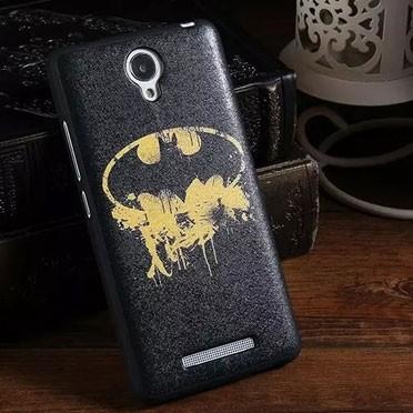 Xiaomi Redmi Note 2 suojakuori Batman