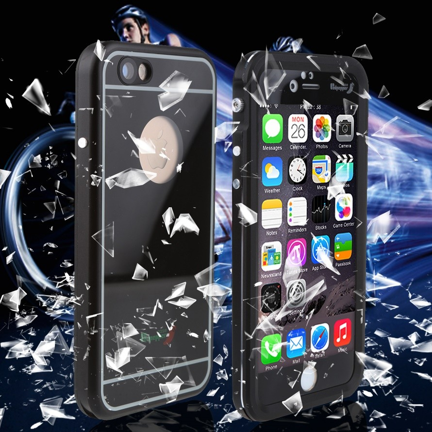 Redpepper IP68-suojattu iPhone 6+ & 6+S -suojakuori