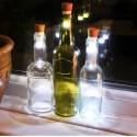 Den lysande flasklampan