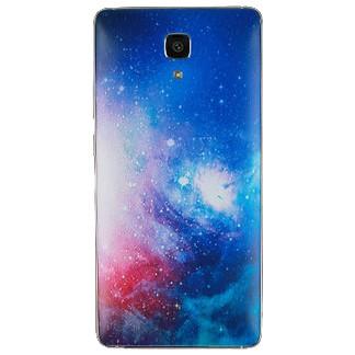Xiaomi Mi4 bakre skal med rymdtema