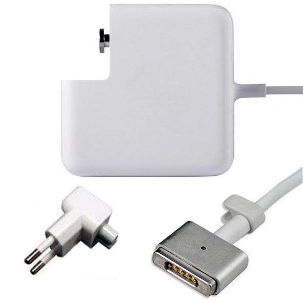 Apple MagSafe 2 -tarvikevirtalähde 45W