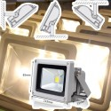 Liten LED-arbetslampa 10W