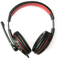 Tyylikkäät Sound friendin USB-kuulokkeet mikrofonilla sopivat loistavasti esimerkiksi pelaamiseen tai musiikin kuunteluun.