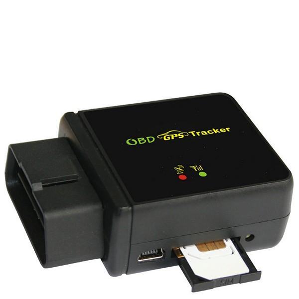 OBD2 GPS paikannin autoon SIM korttipaikalla
