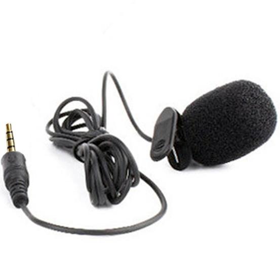 Actionkamera mikrofon 3.5mm