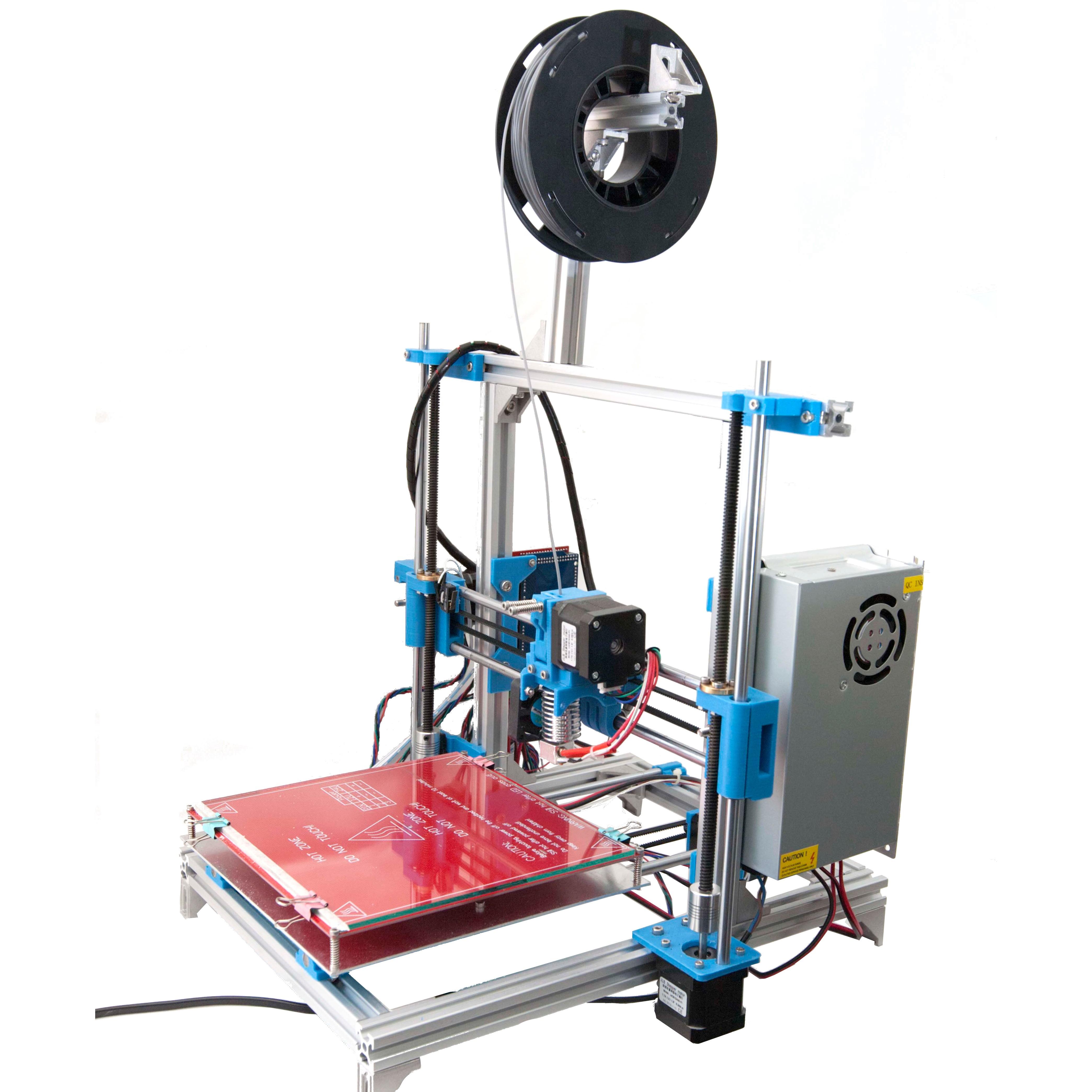 3D-tulostin - Prusa i3 pohjainen rakennussarja