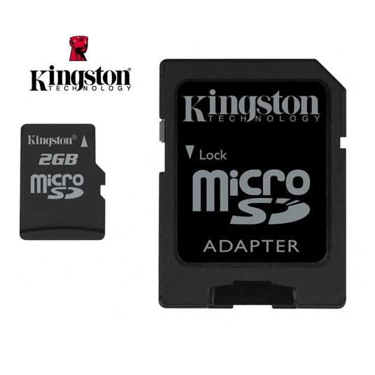 Kingston MicroSDHC 16G minneskort class 4