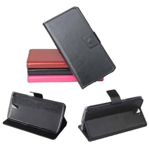 OnePlus One vikbart flipcover med kreditkortsfack